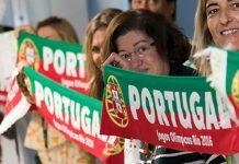 participação portuguesa nos Jogos Olímpicos