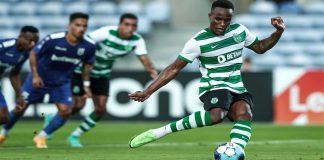 Sporting venceu Belenenses na pré-temporada
