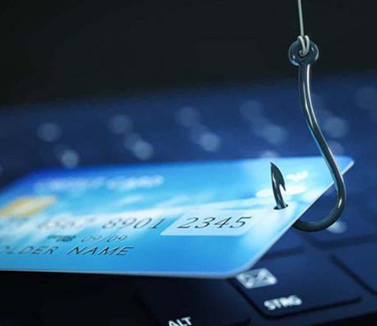phishing nos Cartões de crédito