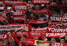 Benfica na liderança do campeonato