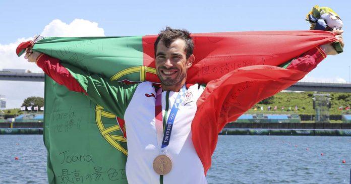 Fernando Pimenta nos Jogos Olímpicos