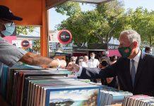 Marcelo na Feira do Livro de Lisboa