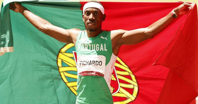 Pedro Pichardo nos Jogos Olímpicos