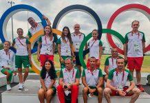 marcha e maratona nos Jogos Olímpicos