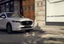 Novo Mazda CX-5