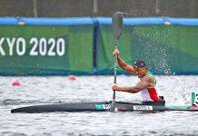 Alex Santos nos Jogos Paralímpicos