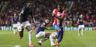 Porto empata com Atlético de Madrid