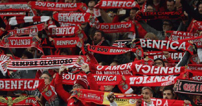 Benfica empatou com Dínamo de Kiev