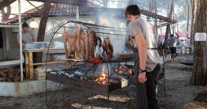 Chefs on Fire na Fiartil