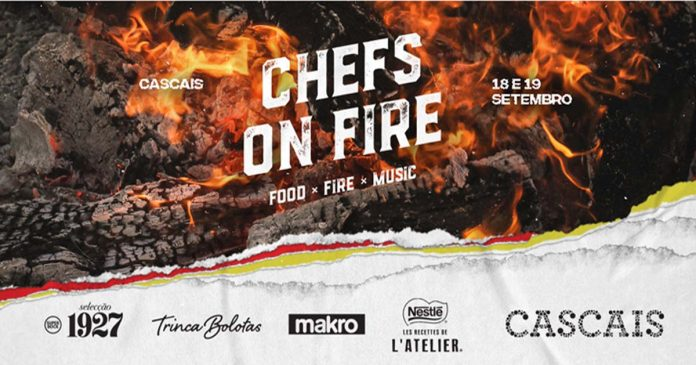 Chefs On Fire