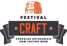 festival de cerveja artesanal no WOW
