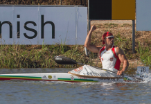 Fernando Pimenta é vice-campeão do mundo