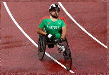 João Correia nos Jogos Paralímpicos