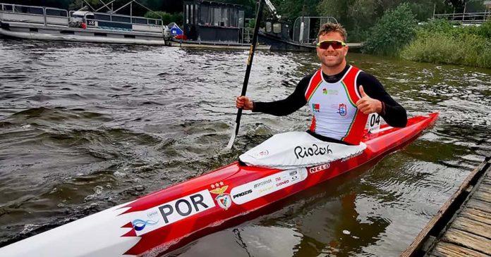 João Ribeiro é vice-campeão do mundo