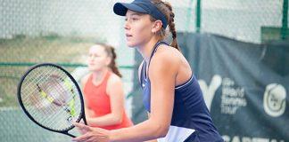 Matilde Jorge no Portugal Ladies Open