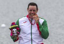 Norberto Mourão nos Jogos Paralímpicos