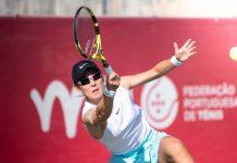 Saisai Zheng no Portugal Ladies Open