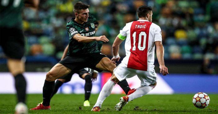 Sporting perde com Ajax