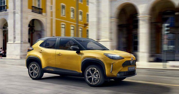 Toyota lança Yaris Cross