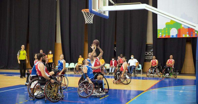 Torneio Internacional de Basquetebol em Cadeira de Rodas