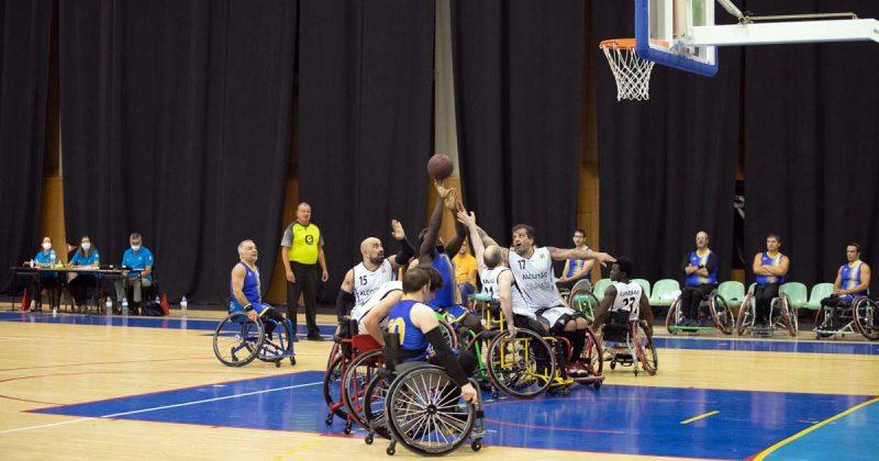 Basquetebol em Cadeira de Rodas