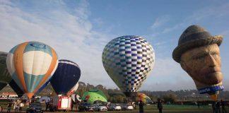 amantes do balonismo
