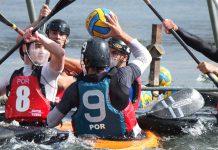 Portugal no Campeonato da Europa de Kayak-Polo