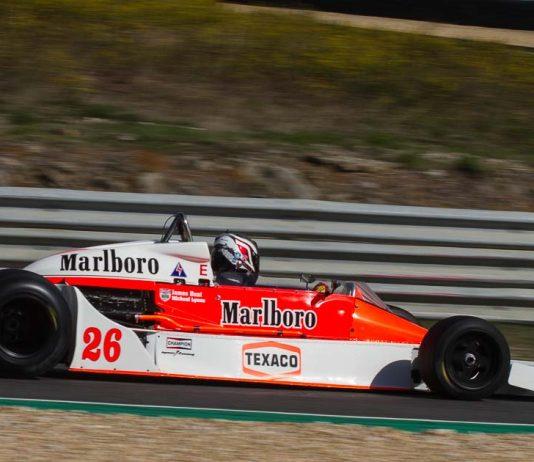 Monolugares de Fórmula 1 no Autódromo do Estoril