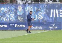 Sérgio Conceição em antevisão ao Milan