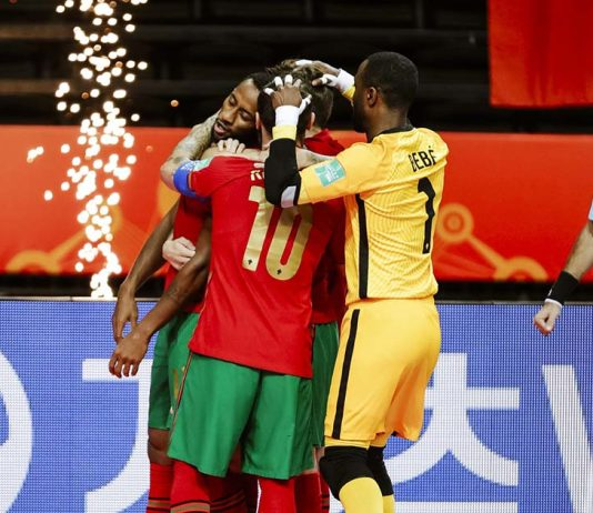 Portugal campeão do mundo de Futsal