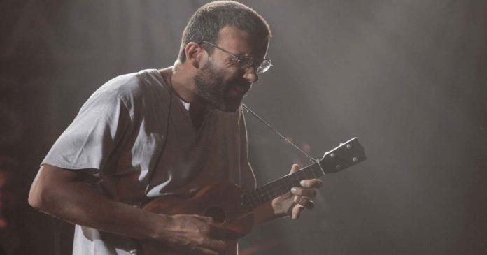 Miguel Araújo a solo
