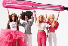 SteamPod e Barbie