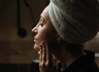 cuidar da pele antes de dormir